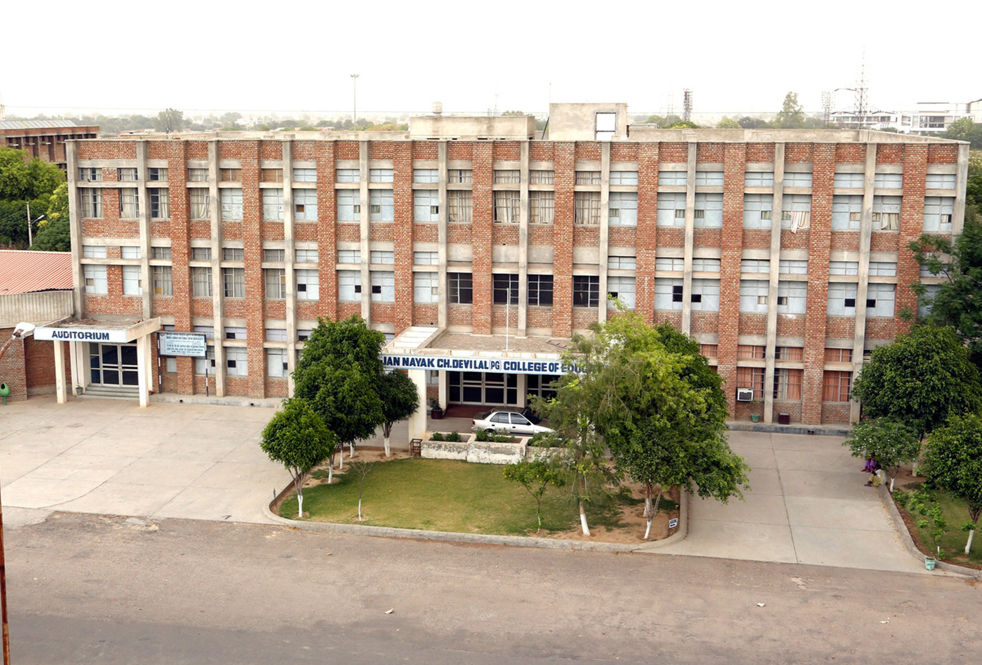 JCD PG College of Education