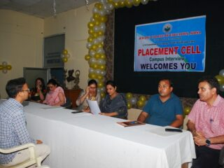 Placement drive for student & teachers – 20/08/2021